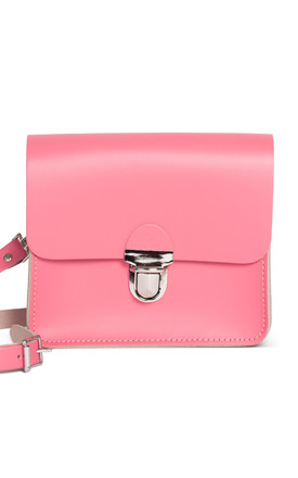 Sofia Crossbody Bag Pastel Pink by Gweniss Product photo