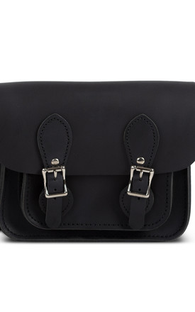 Freya Mini Satchel Vintage Black by Gweniss Product photo