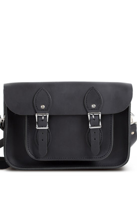 Charlotte Satchel S Vintage Black by Gweniss Product photo