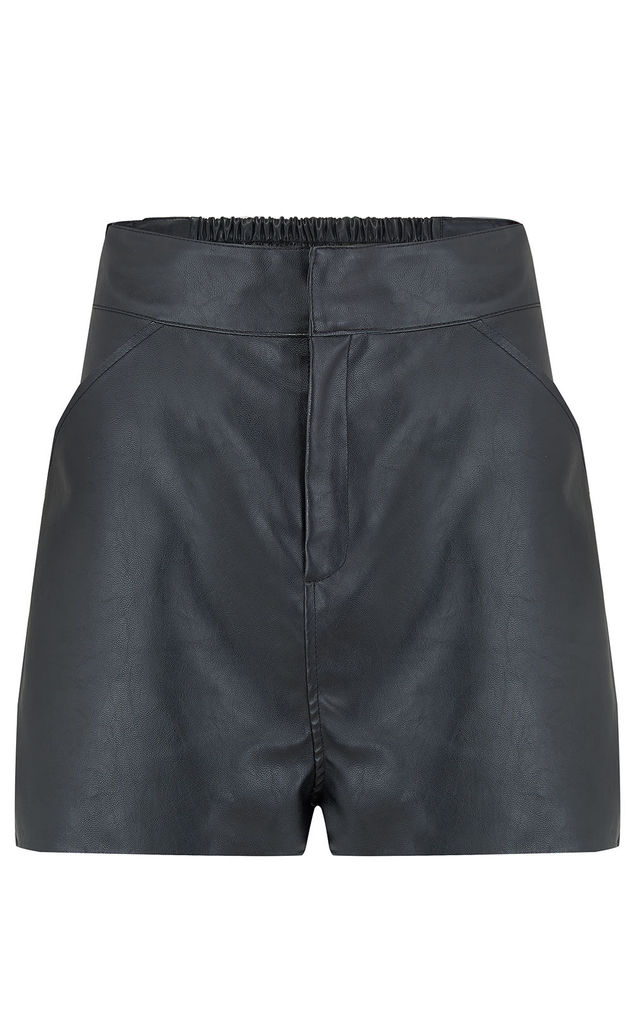 MADDOX SHORTS IN BLACK image