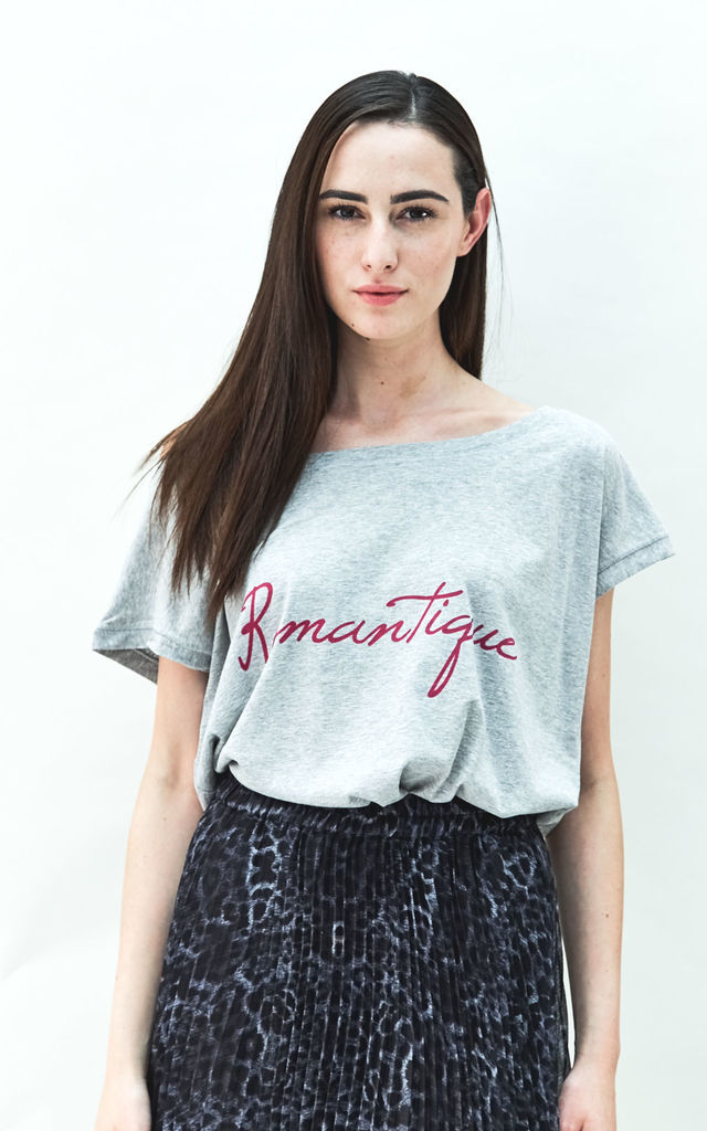 Romantique Tee by LOVE SWEAT + TEES