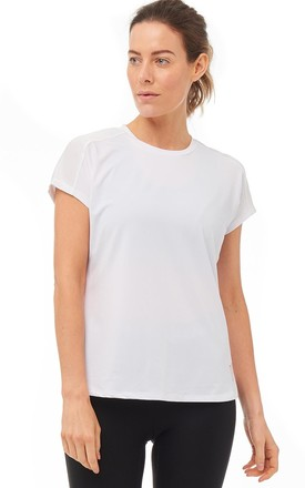 Esprit Active T-Shirt In White by Boudavida