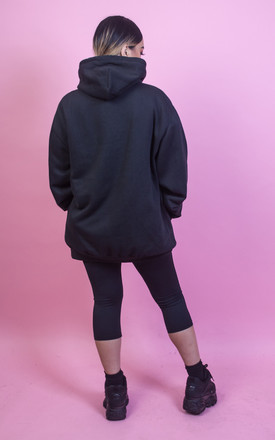 Chill Out Oversized Hoodie by CustomRare