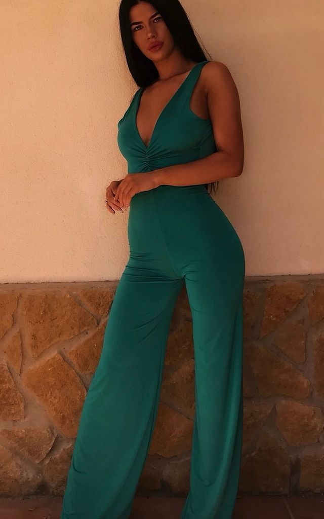 FERNE JUMPSUIT by Dressed By Lauren