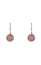 Full Moon Earring Rosegold by Latelita