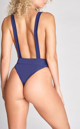SWIMSUIT - NAVY by St. Lucia Bay