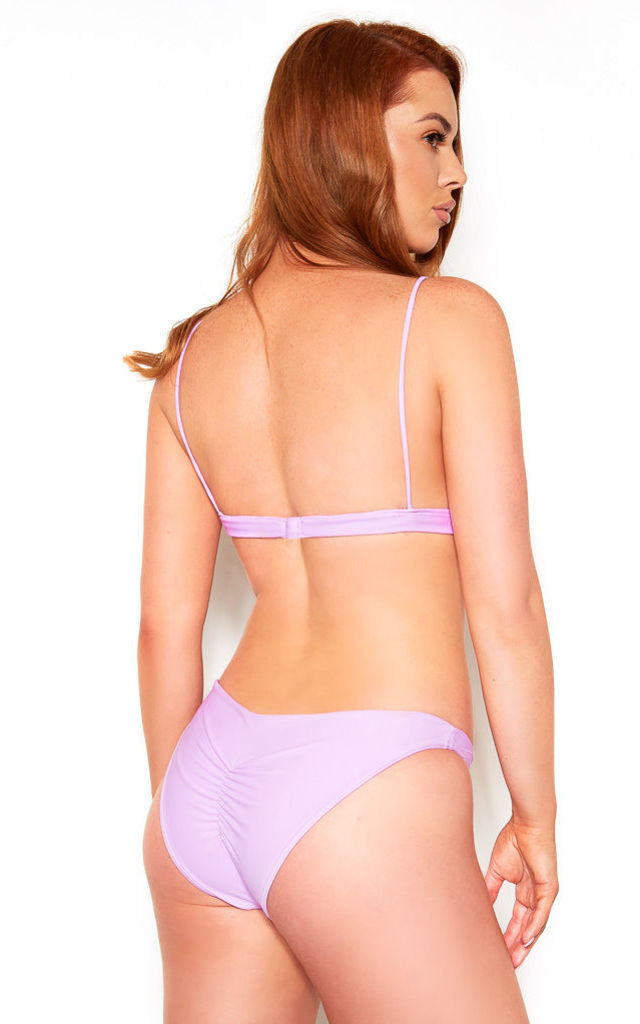 Lilac Bottoms by Bikini Sands