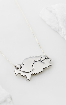 Ibiza Constellation Necklace   Silver by Charlotte's Web Product photo