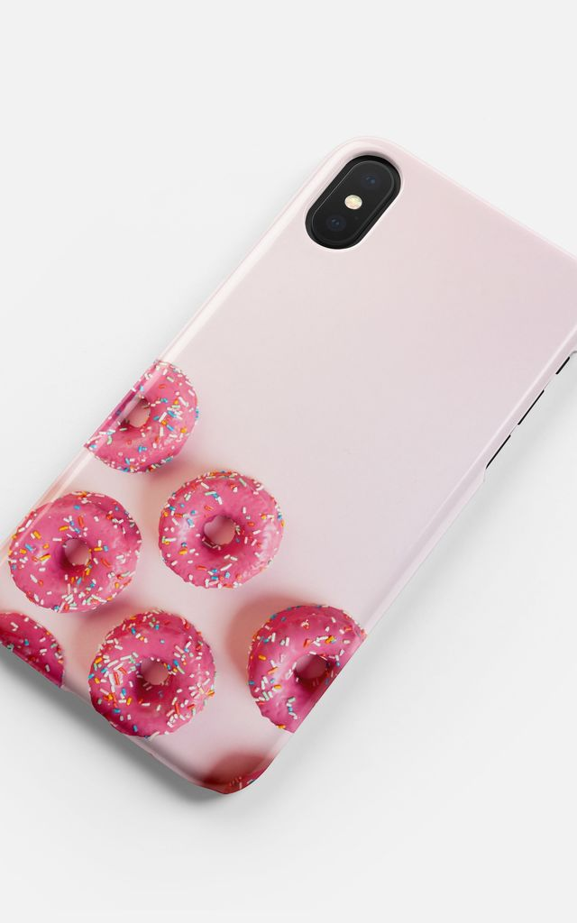 Doughnut Phone Case by Coconut Lane