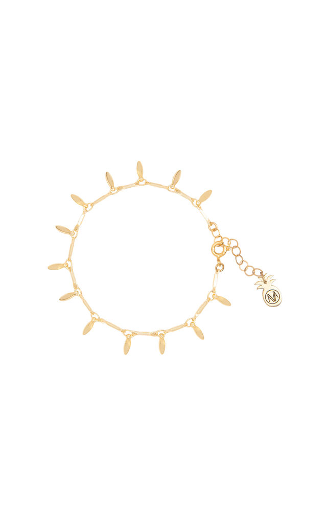 Rio Bracelet in Gold by Amadoria