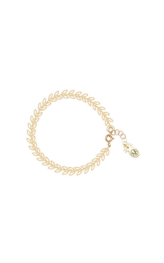 Giulia Bracelet in Gold by Amadoria