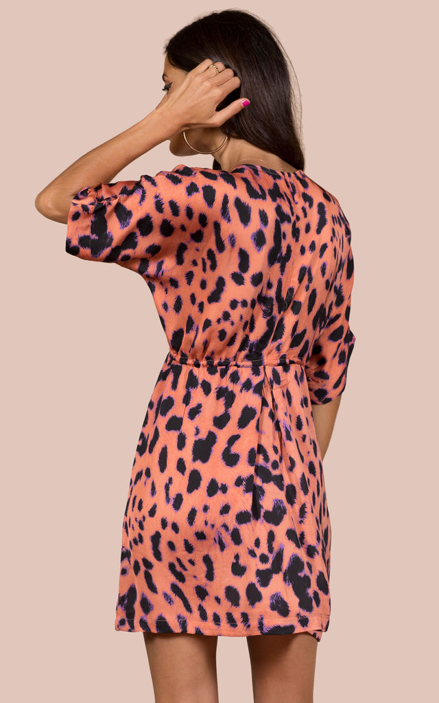 'Exclusive' Coco Loco Dress Leopard Print image