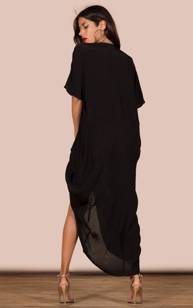 'Exclusive' Makuna Kaftan Black image