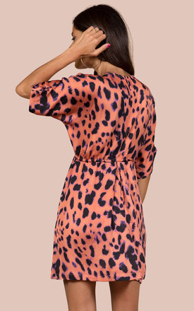 COCOLOCO DRESS IN LEOPARD PRINT by Dancing Leopard