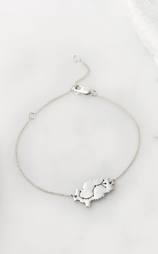 Ibiza Constellation Bracelet - Silver by Charlotte's Web
