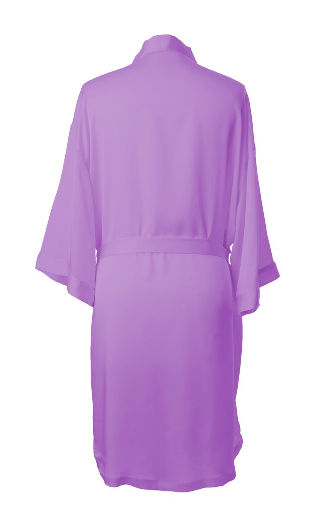 Bridesmaid / Bride / Hen Dressing Gown - Violet by Matchimony