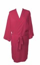 Bridesmaid / Bride / Hen Dressing Gown - Bright Pink by Matchimony