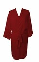 Bridesmaid / Bride / Hen Dressing Gown - Ruby Red by Matchimony