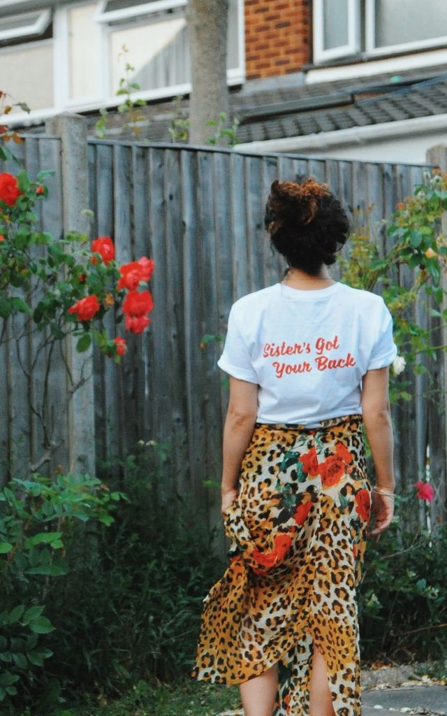 Sister's Got Your Back t-shirt by Coco Roses Apparel