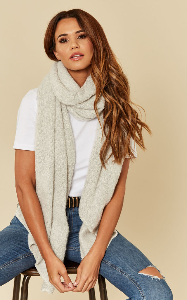 Moonbeam Long Scarf by Pieces