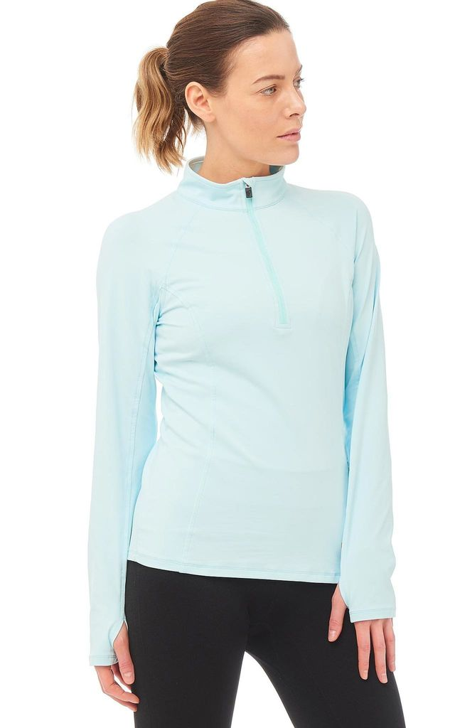 Rise Midlayer In Mint by Boudavida