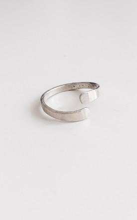 Sterling Silver Gemini Ring by Soleil Store