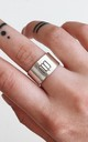 Virgo Starsign Ring by Soleil Store