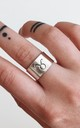 Taurus Starsign Ring by Soleil Store