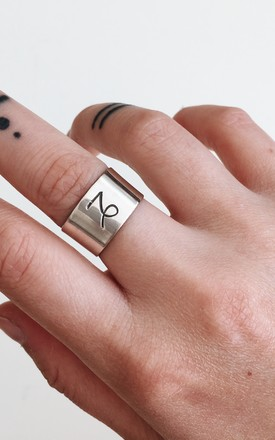 Capricorn Starsign Ring by Soleil Store