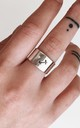 Sagittarius Starsign Ring by Soleil Store
