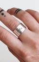 Libra Starsign Ring by Soleil Store