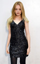 V Neck Sequin Party Dress in Black by CY Boutique