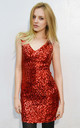 V Neck Sequin Party Dress in Red by CY Boutique