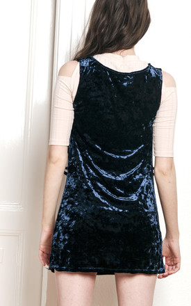 90s vintage velvet party dress by Pop Sick Vintage