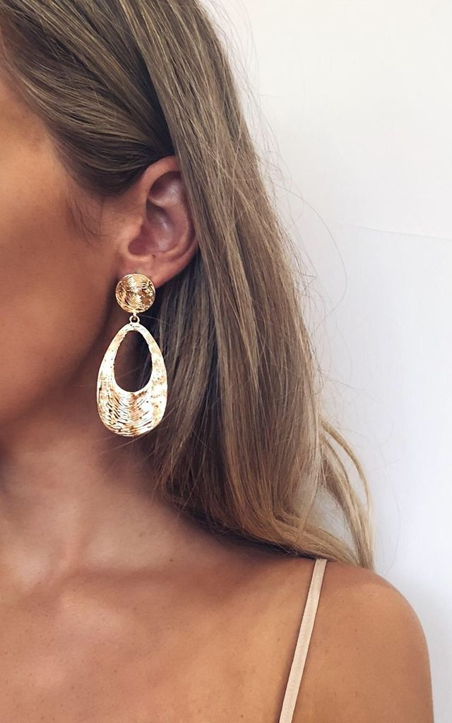 Zuri Earrings by Pretty Lavish