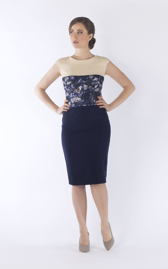 Day or night this dress by JEVA FASHION