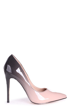 Phoenix Nude Ombre Effect Stiletto Court Heel by Linzi