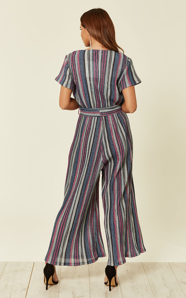 Multi Pleated Jumpsuit by UNIQUE21