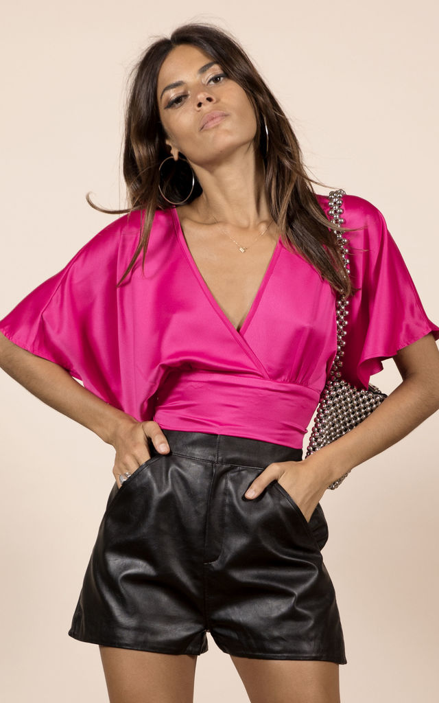 MUSE TOP N HOT PINK image