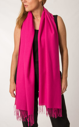 Fuchsia Pashmina by number 37