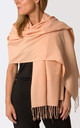 Peach Pashmina by number 37