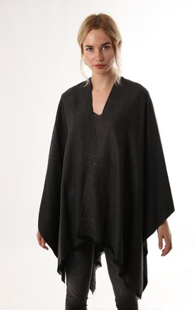 Charcoal Studded Star Cape by Nautical and Nice Ltd