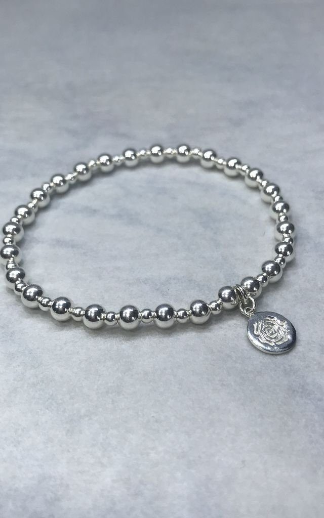 Sterling Silver SIGNATURE SIMPLICITY (LARGE) by DarcyRose Jewellery