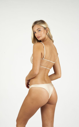 Vita Bottoms In Shimmer by Larni Swim Product photo