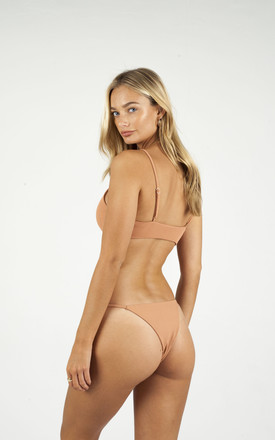 Kylie Bottoms In Sand by Larni Swim Product photo