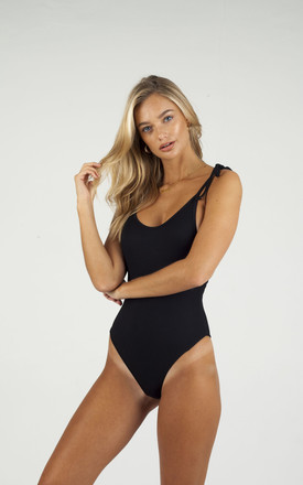 Tulula One Piece In Ink by Larni Swim Product photo