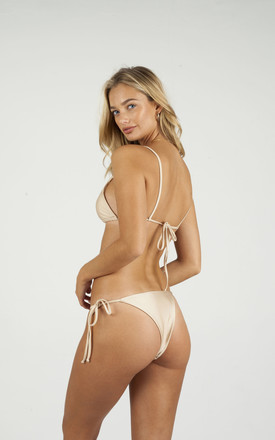 Gigi Bottoms In Shimmer by Larni Swim Product photo