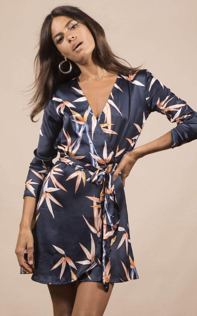 MARLEY DRESS IN BAMBOO image