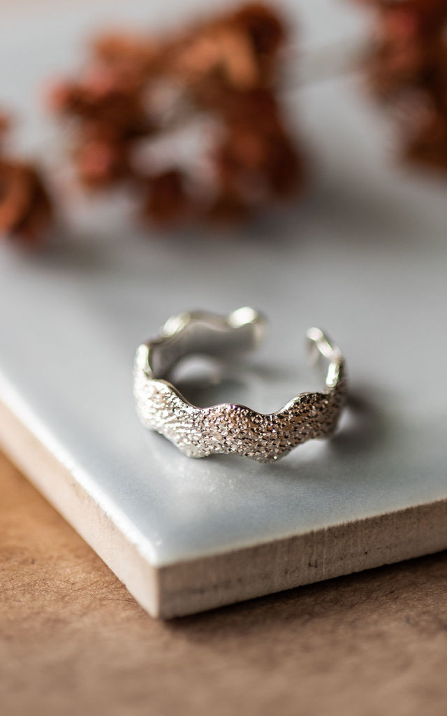 Sterling Silver Toe Ring by Collections by Hayley