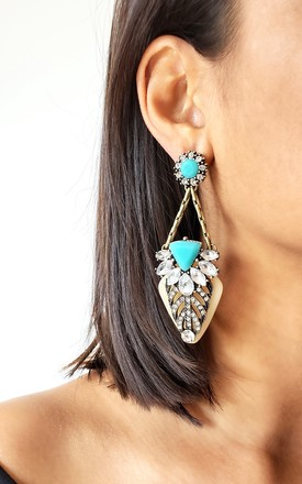 Luna Earrings by AVAAYA Product photo